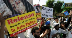Dr Aafia Siddiqui Life in Prison