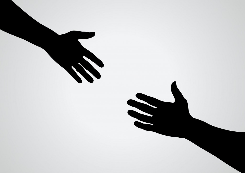 helping hand 1