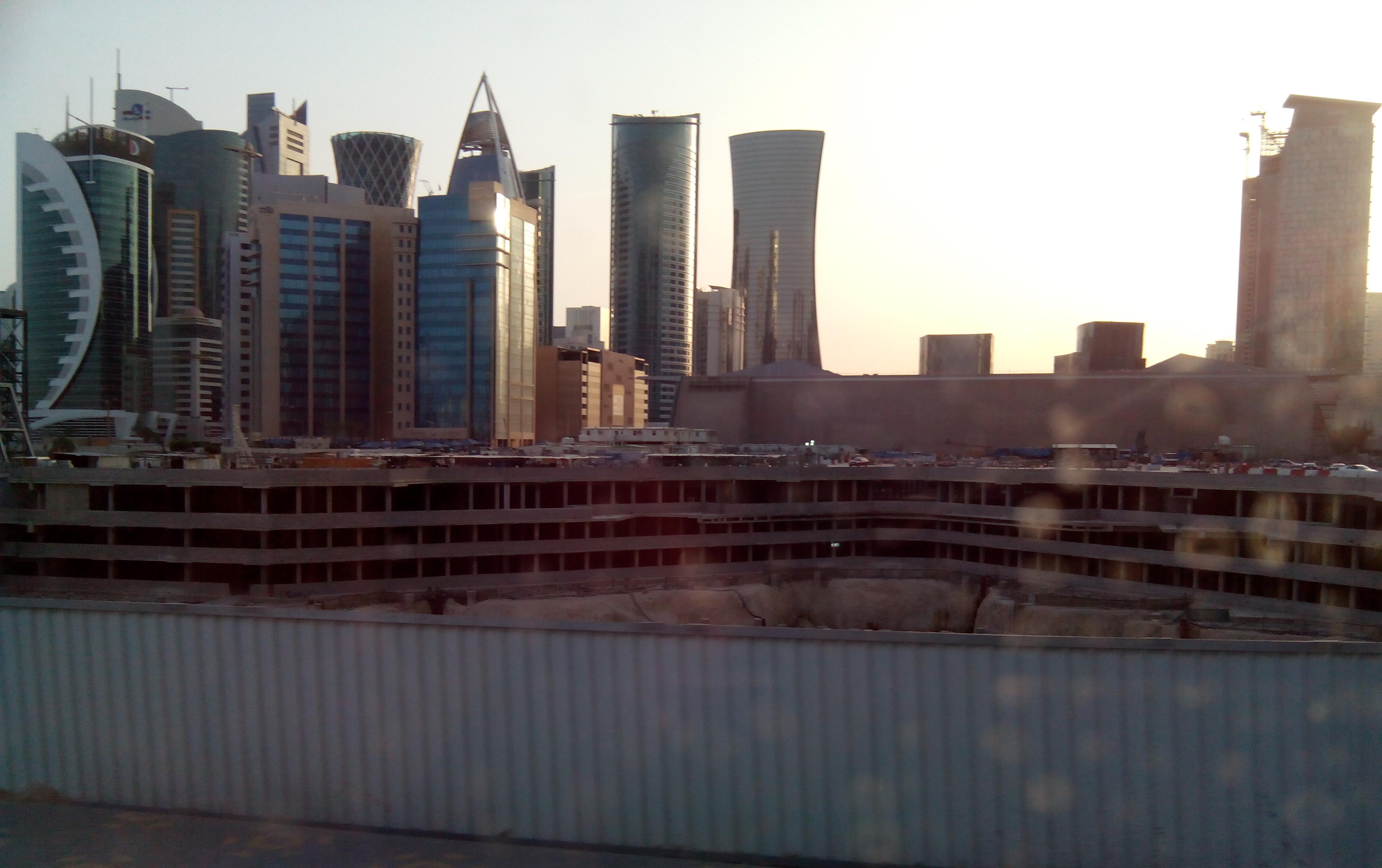 qatar buldings