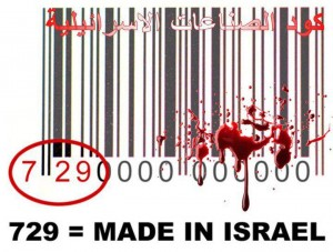 BoyCott Israel Products