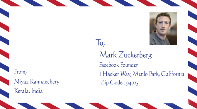 Open Letter to Mark, Founder of Facebook