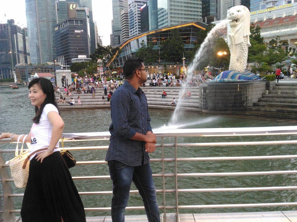Niyaz Kannanchery Singapore
